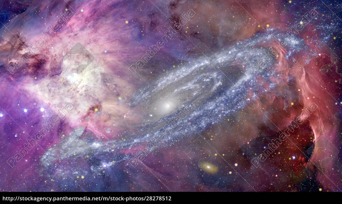 endless, universe, , science, fiction, image., elements - 28278512