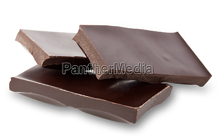 mangled, pieces, of, a, chocolate, bar - 28278715