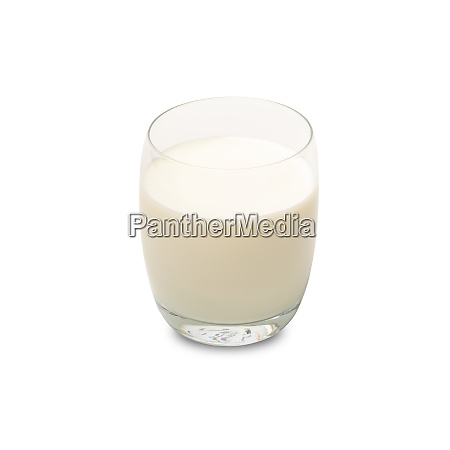 milk, isolated, on, a, white, background. - 28278051