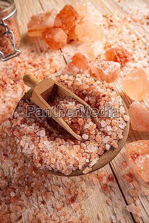 pink, himalayan, salt, crystals - 28278774