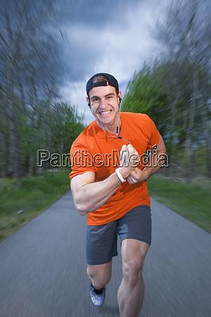 power, for, running, blur - 28278265