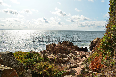 seaview, with, the, rocky, coastline, and - 28278641
