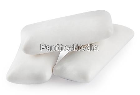 three, chewing, gum - 28278946