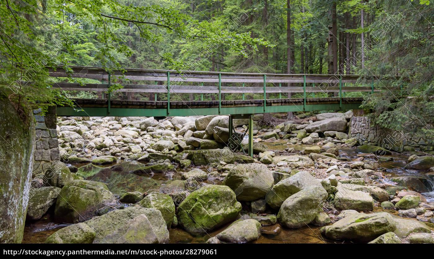 bridge, over, the, mumlava, river, in - 28279061