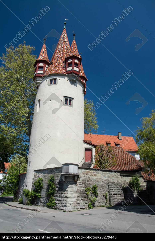 diebsturm, , lindau, , germany - 28279443