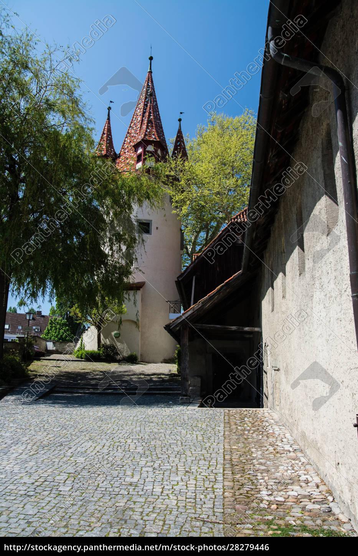 diebsturm, , lindau, , germany - 28279446