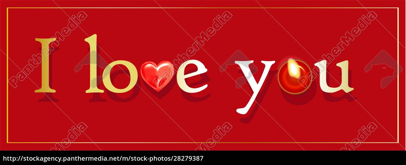 i, love, you., text, or, inscription - 28279387