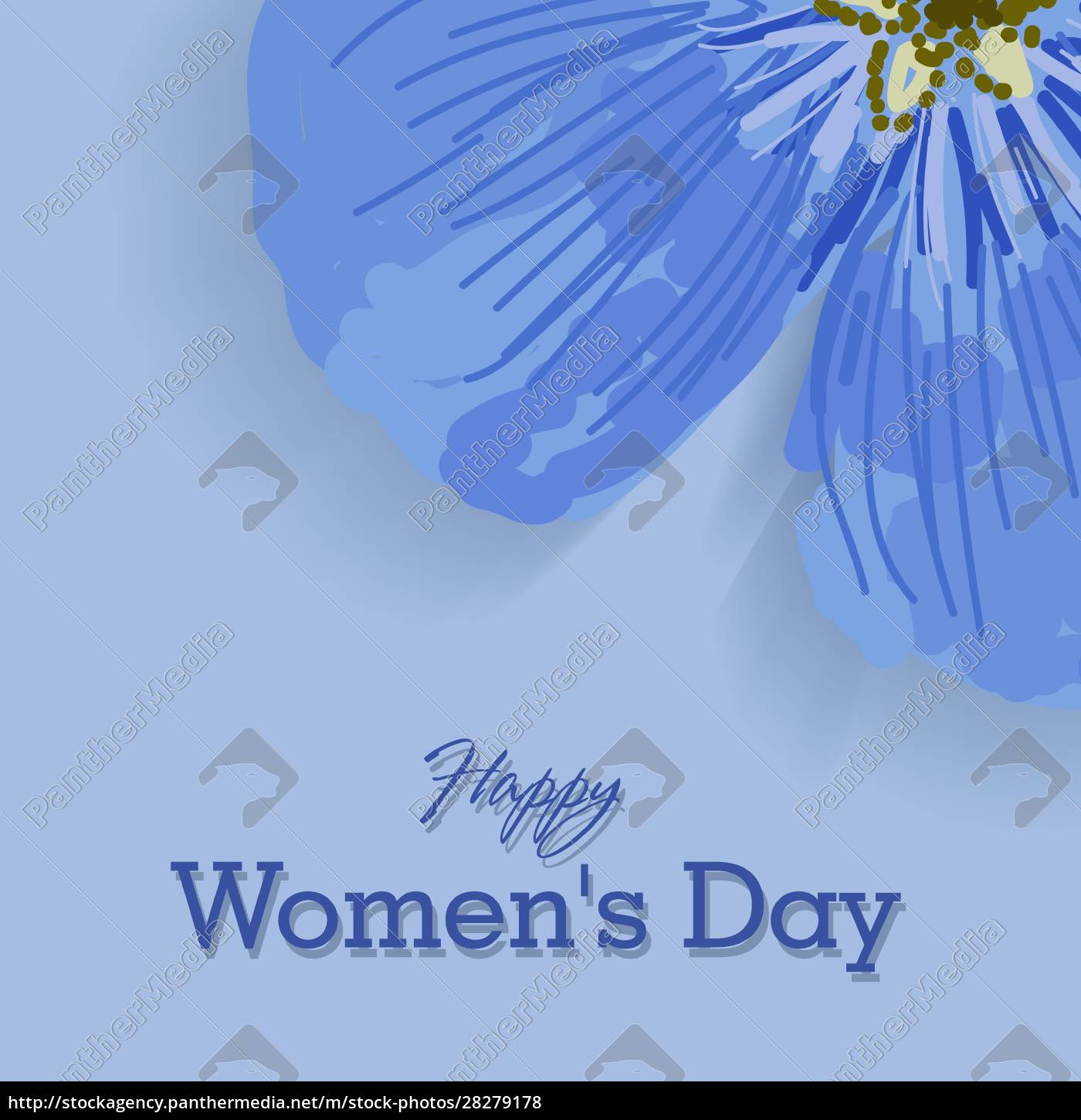 international, women's, day., greeting, card, , poster - 28279178