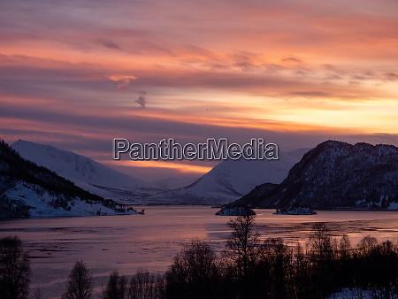 landscape, in, troms, og, finnmark, , tromso, - 28279723