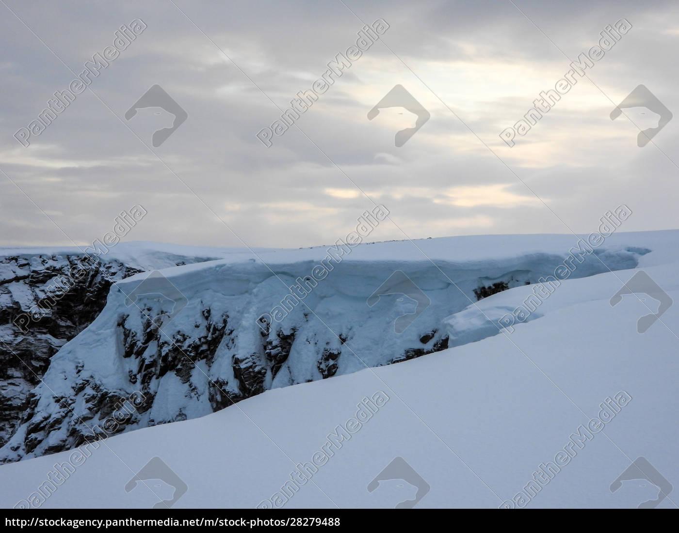 nordkapp, in, winter, , norway - 28279488