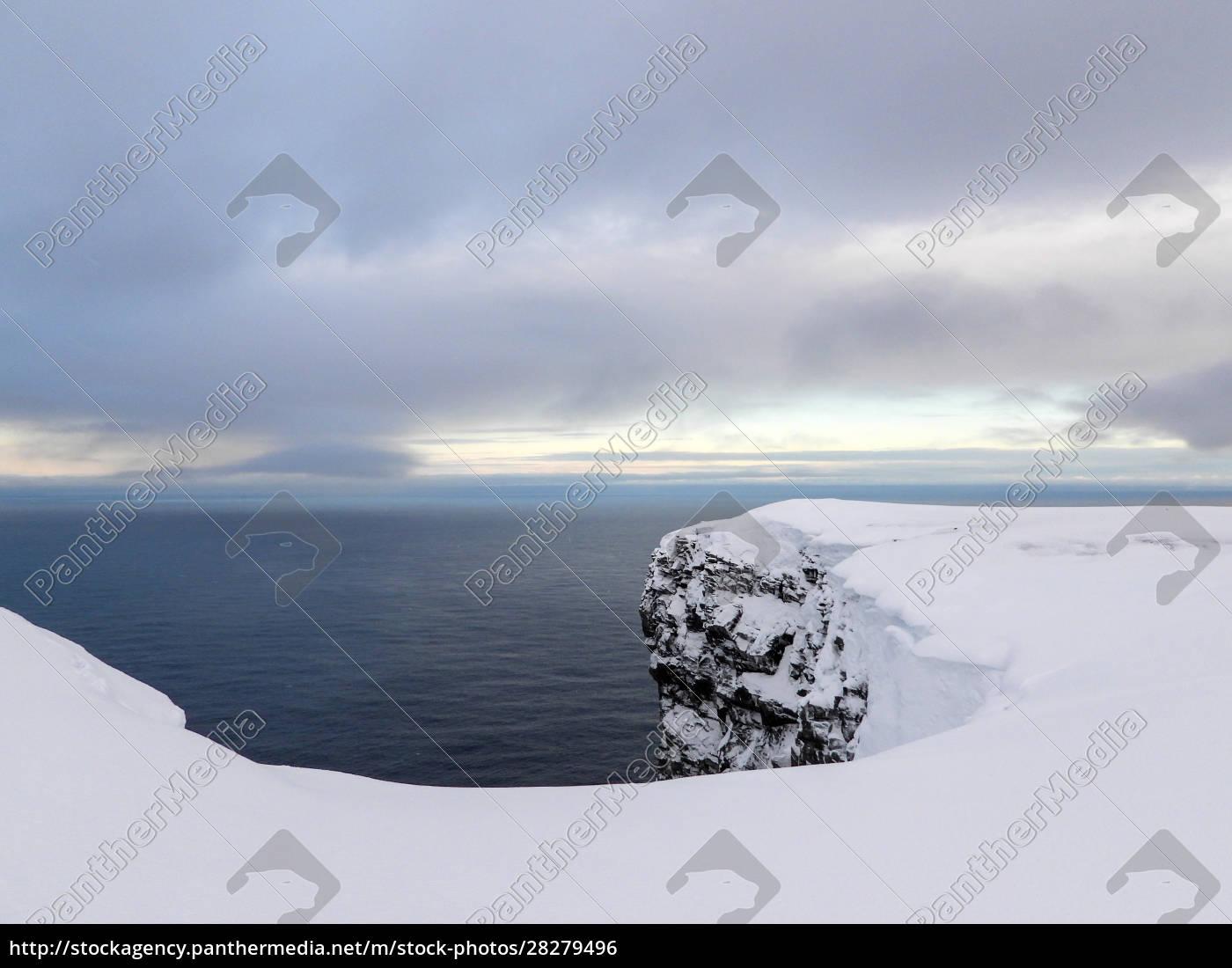 nordkapp, in, winter, , norway - 28279496