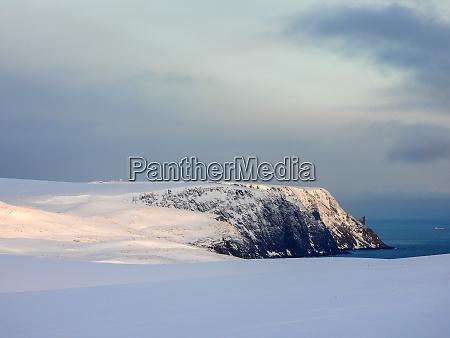 nordkapp, in, winter, , norway - 28279562