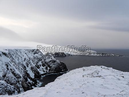 nordkapp, in, winter, , norway - 28279565