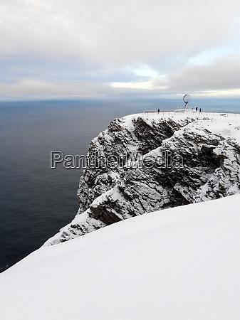 nordkapp, in, winter, , norway - 28279588