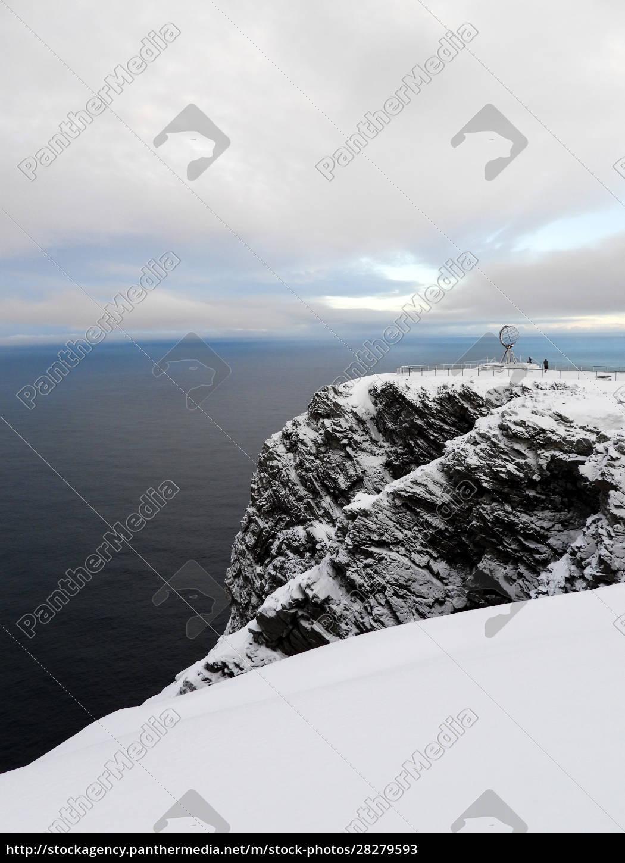 nordkapp, in, winter, , norway - 28279593