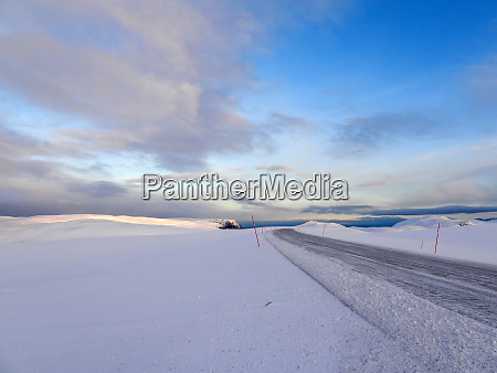 nordkapp, in, winter, , norway - 28279630