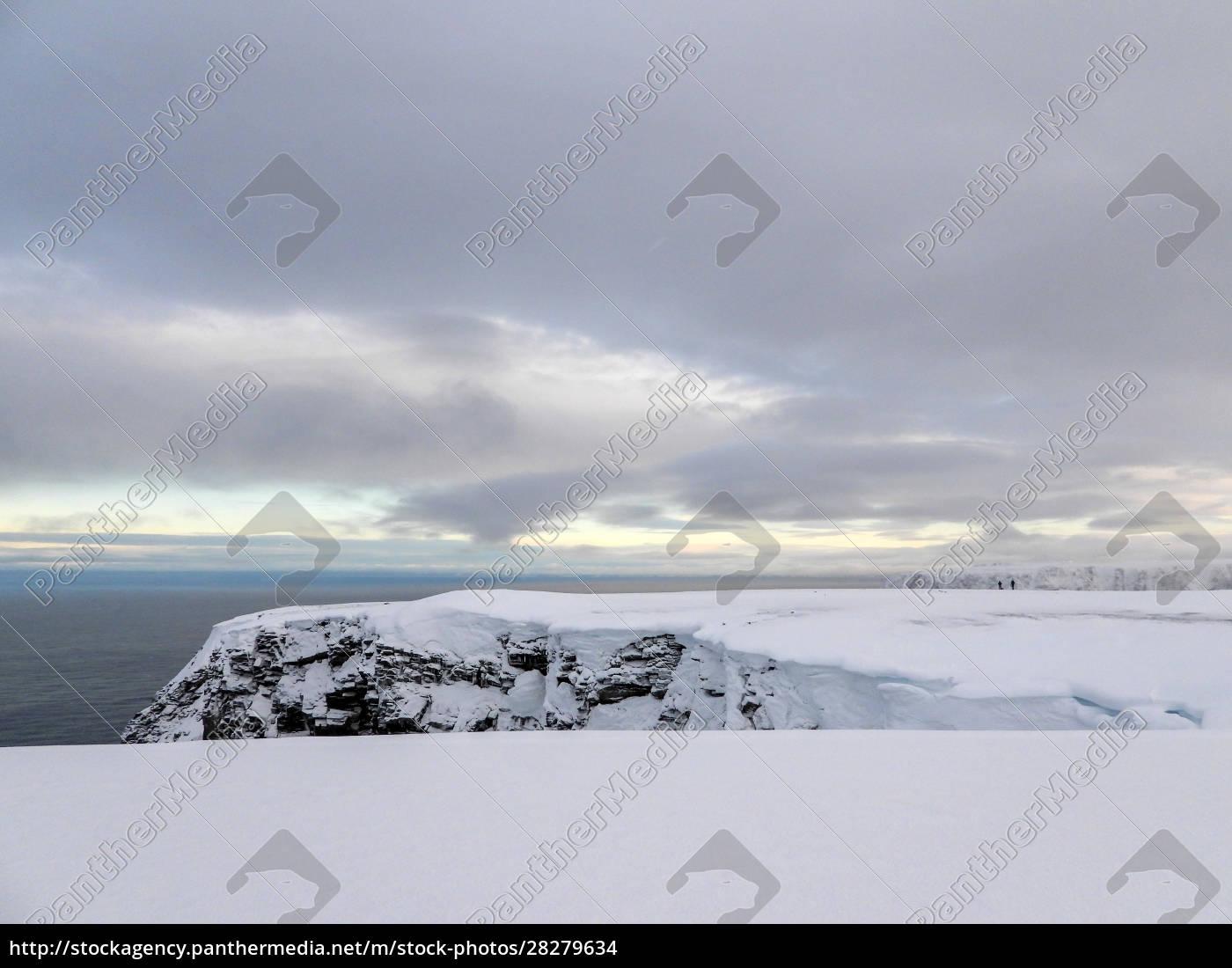 nordkapp, in, winter, , norway - 28279634