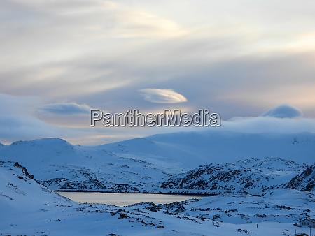 nordkapp, in, winter, , norway - 28279719