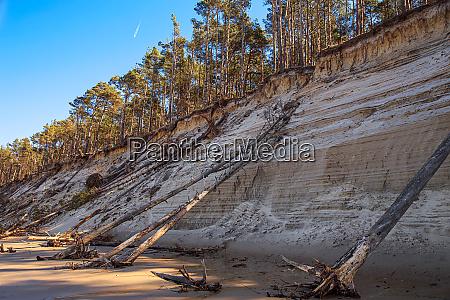 sandy, coast, of, the, baltic, sea - 28279075