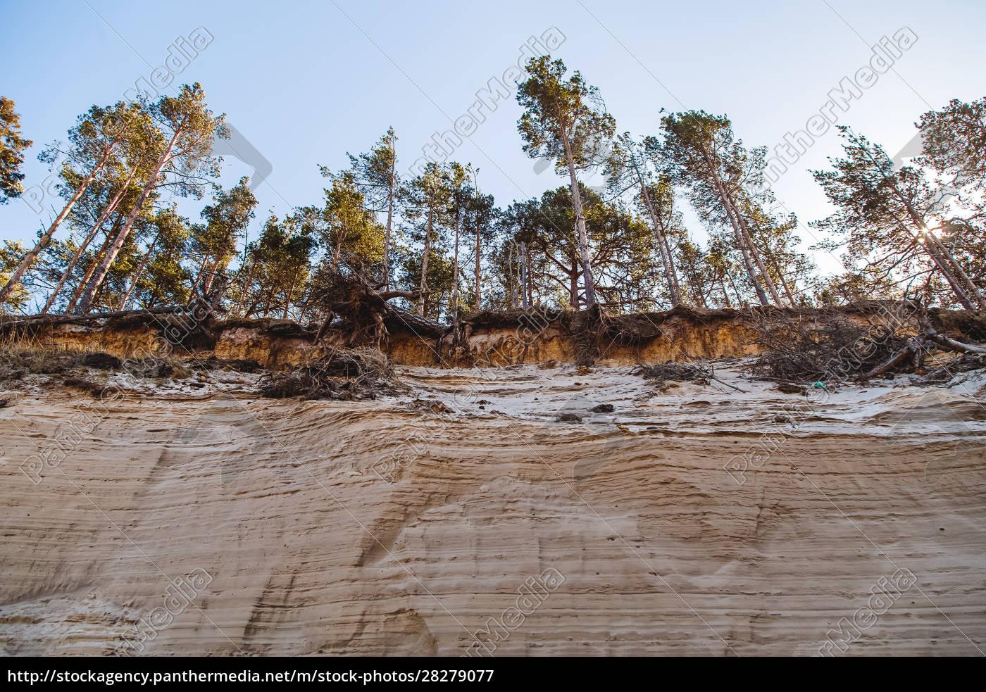 sandy, coast, of, the, baltic, sea - 28279077