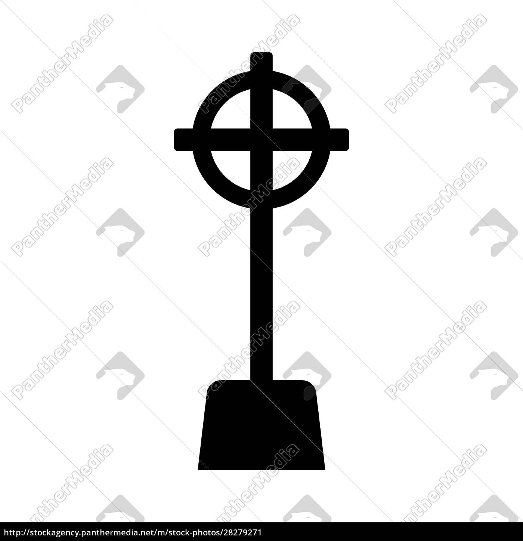 tombstone, christian, cross - 28279271