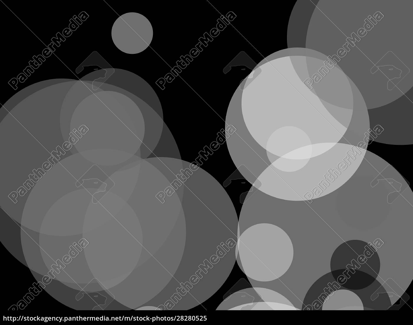 abstract, grey, circles, illustration, background - 28280525