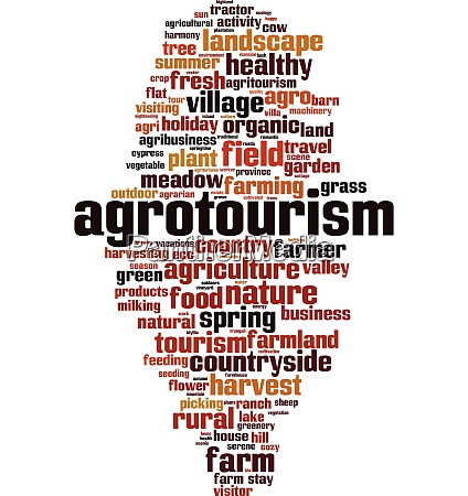 agrotourism, , word, cloud - 28280422