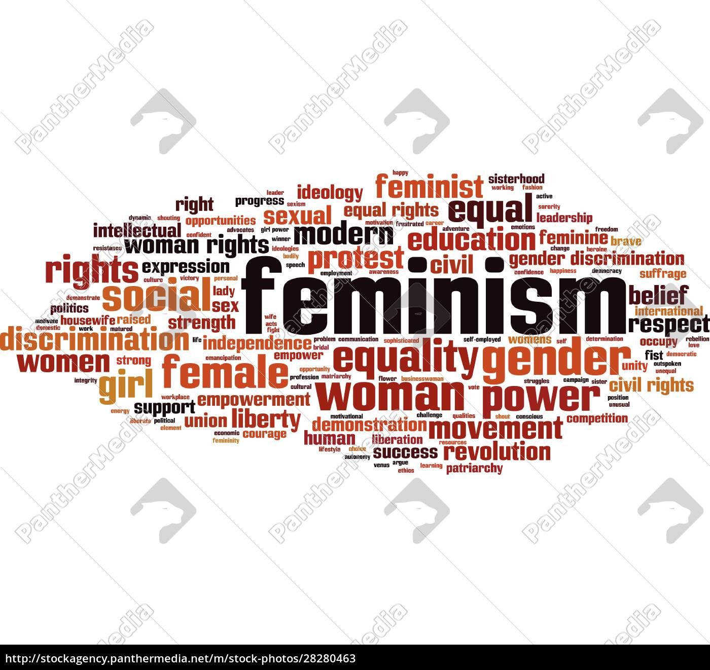 feminism, word, cloud - 28280463