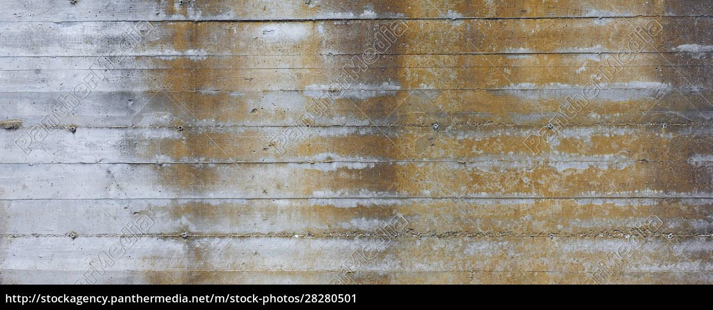 wide, grey, concrete, texture, background - 28280501