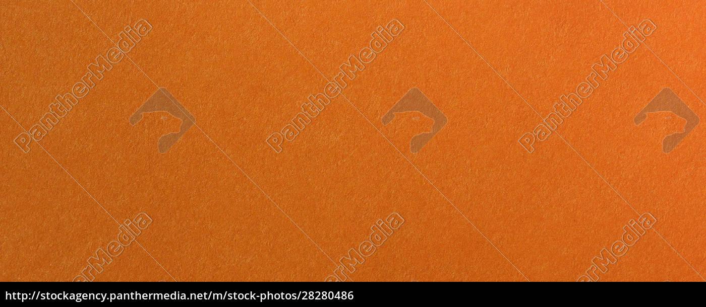 wide, orange, paper, texture, background - 28280486