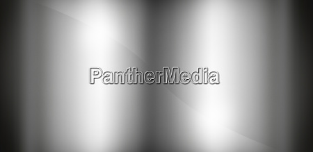 silver polished metal banner background texture