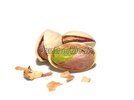 pistachio three piece one peel pistachio