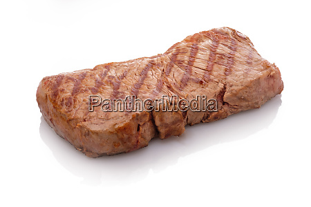 rib eye entrecote beef steak with