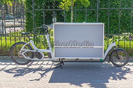 cargo bicycle