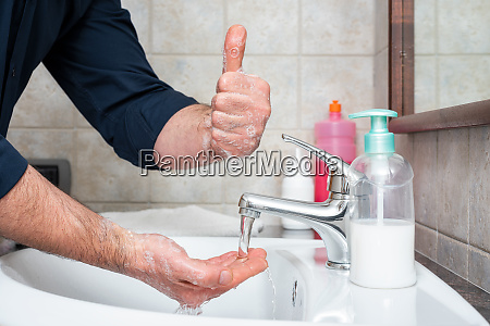with handwashing you can prevent infection