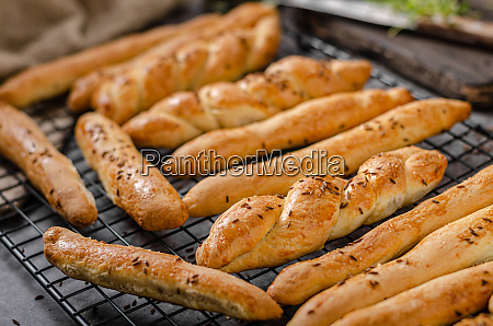 homemade salted sticks