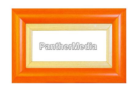 orange frame panorama