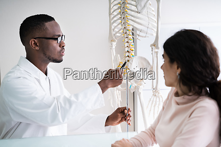 chiropractor doctor consultation