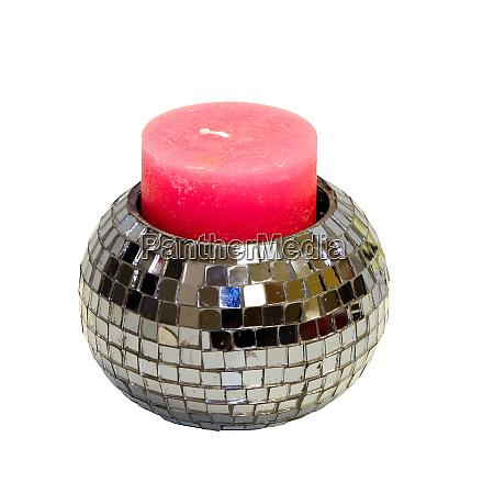 disco candle