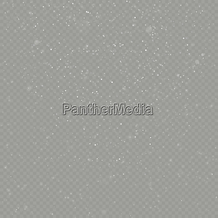 christmas snow falling overlay effect eps