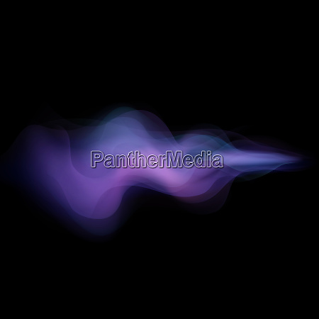 abstract purple flow smooth color wavy