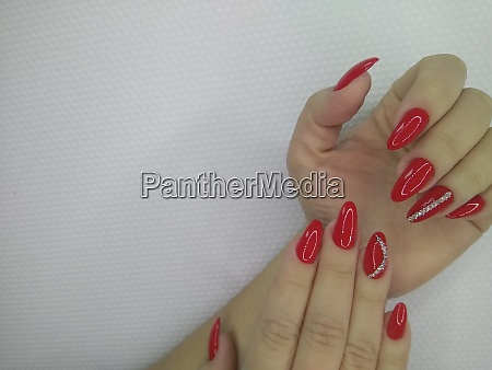 youth manicure design best nails gel