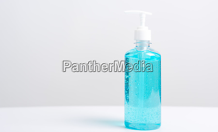 alcohol gel pump for washing hand
