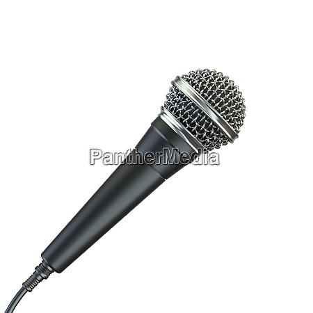 microphone 3d