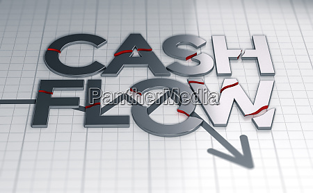 cash flow problems in a business