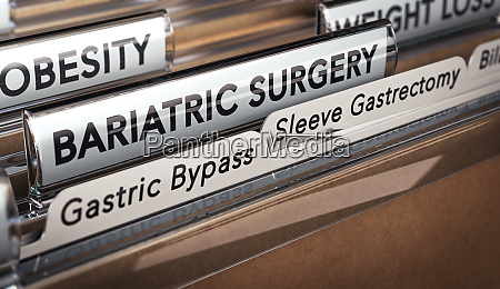bariatric surgery types gastric bypass or