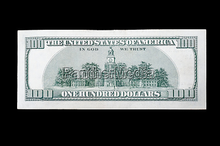 backside money usa 100 american dollars