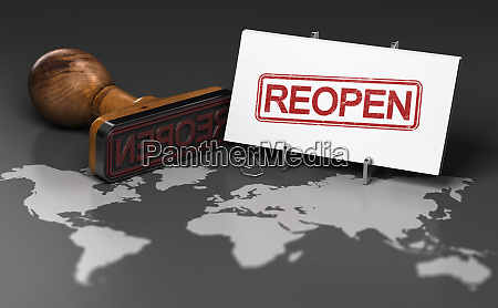 reopen global economy after crisis