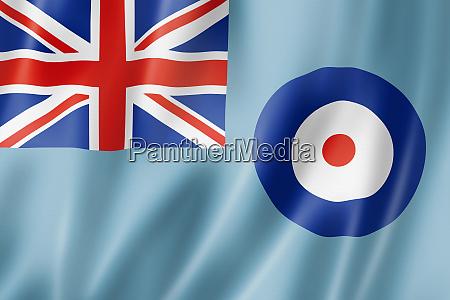 royal air force ensign uk