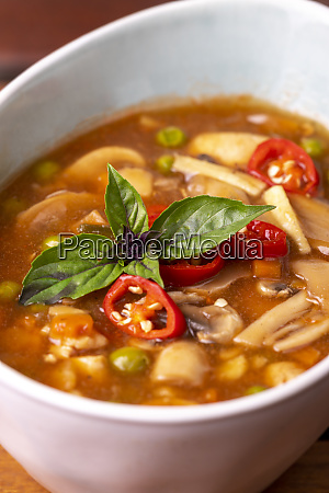 chinese sweet and sour soup
